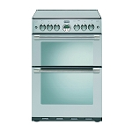 Stoves STERLING 600G SS Double Oven 60cm Gas Cooker in Stainless Steel