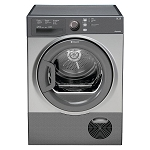 Hotpoint TCFS83BGG 8kg Sensor Condenser Tumble Dryer in Graphite Silver