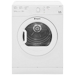 Hotpoint TVFS73BGP 7KG Load Sensor Drying Vented Tumble Dryer