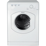 Hotpoint TVHM80CP Large Capacity 8kg Load Vented Tumble Dryer  **FREE DELIVERY AND INSTALLATION ON THIS MACHINE ENDS 13.2.21**