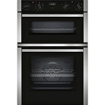 Neff U1ACE2HN0B Electric CircoTherm Built in Double Oven - 2 Year Warranty