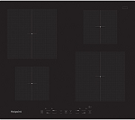 HOTPOINT  CIA640C 4 Burner Electric Induction Hob with touch controls - 1 Only at this price