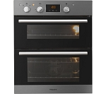 Hotpoint DU2540IX Built Under Double Oven in Stainless Steel