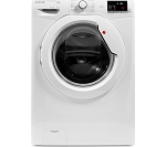 Hoover DHL1482D3 8kg 1400 Spin Washing Machine with Rapid 14 Minute Wash Cycle and Daily 59 minute cycle