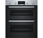 Bosch NBS113BR0B Built-In Double Oven in Stainless Steel