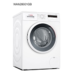 Bosch WAN28001 7kg Load, 1400 Spin speed washing machine with 2 year warranty