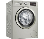 Bosch WAN282X1GB Silver 8KG Load Capacity 1400 Spin Washing Machine with Quick Wash Cycles