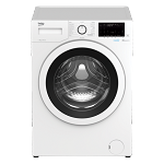 Beko WEC840522W 8kg Load 1400 RPM Spin Speed Washing Machine with Steamcure function