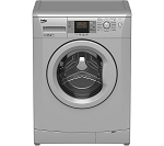 Beko WMB71543S 7KG Load 1500 Spin Washing machine in SILVER. 1 ONLY AT THIS PRICE DISPLAY MODEL.
