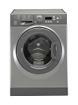 Hotpoint WMBF944G 9kg Load 1400 Spin Washing Machine IN GRAPHITE. 1 ONLY AT THIS PRICE.