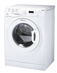 Hotpoint WMBF844P 8kg Load 1400 Spin Washing Machine with A+++ Energy Efficiency and Anti Stain and Anti Allergy Cycles.