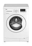 Beko WMC1282W 8Kg Load 1200 Spin Washing Machine with A+++ Energy Efficiency and 14 minute super fast wash
