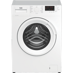 Beko WTL84141W 8kg Load 1400 RPM Spin Speed Washing Machine