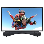 Linsar X24DVDMK2 LED Full HD 1080p TV/DVD Combi with Built in Soundbar AND 5 YEAR WARRANTY