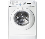 Indesit XWA 81482 8kg Washing Machine 1400 Spin Washing Machine with Digital Display and 20 Minute fast wash