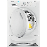 Zanussi ZDP7202PZ 7kg load Sensor Condenser Tumble Dryer 1 Only ex display model