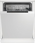 Zenith ZDWI600 Integrated Dishwasher With Fast Wash Function