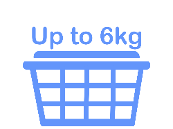 Up to 6kg