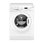 Hotpoint WMEUF722P 7KG Load Capacity, 1200 Spin Speed Washing Machine
