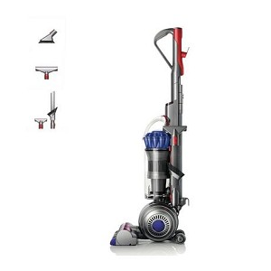 Dyson Small Ball Allergy Bagless Upright Vacuum Cleaner with free QR Tangle-Free Turbine Tool