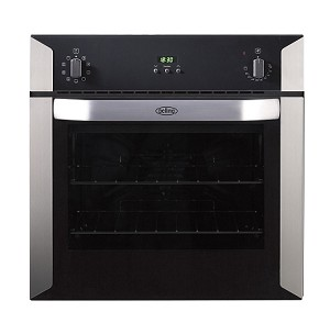 Belling BI60MF Built in Single Stainless Steel Oven with timer  + 3 Year Belling Guarantee