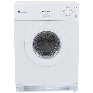 White Knight C45CW 7kg Vented Dryer