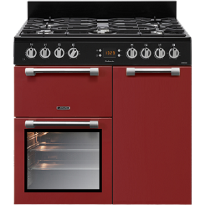 Leisure Cookmaster CK90f232 90cm Dual Fuel Range Cooker available in  Cream, Red or Blue (Good Housekeeping Institute approved model 2016)