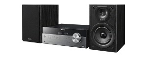 Sony CMT-SBT100 Audio system with CD Player, Bluetooth, and USB Input