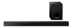 SONY HTCT80 BLU TOOTH SOUND BAR WITH SUBWOOFER