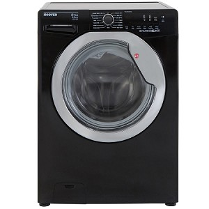 Hoover WDXC485C1B 8kg Wash 5kg drying load Washer Dryer in Black