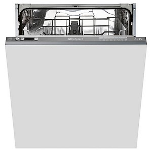 Hotpoint LTF8B019C 13 Place Setting Fully Integrated Dishwasher