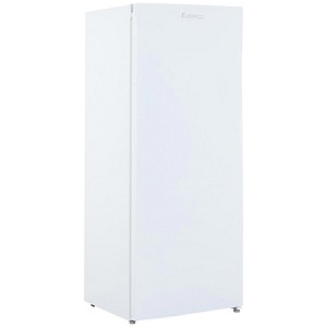 LEC TL55144 55cm wide Above Counter Larder Fridge (142cm tall) with 3 Year Lec Guarantee-Matching freezer also available