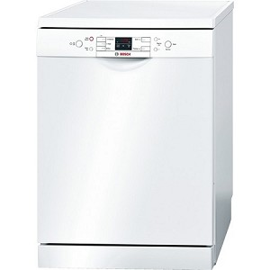 Bosch SMS58M32GB 14 Place Setting Dishwasher with Cutlery Tray- 1 Only ex display model at this price