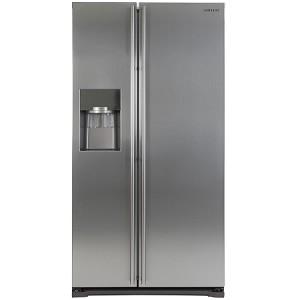 Samsung Rs7567bhcsl Side By Side American Style Fridge Freezer