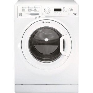 Hotpoint WMBF742P 7kg load 1400 spin Ecotech Washing Machine with Anti Stain and Anti Allergy Cycle & 15 Minute Fast Wash