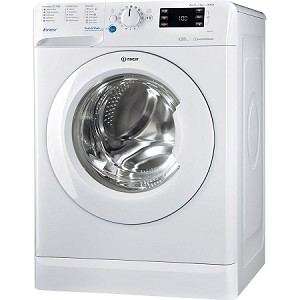 **SUPER DEAL LARGE LOAD WASHING MACHINE** Indesit BWE91484XWUK 9kg Load 1400 Spin Speed Washing Machine With Rapid 30 Minute Wash