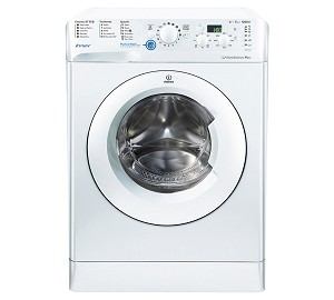 Indesit BWD71252W 7KG Load capacity washing machine.