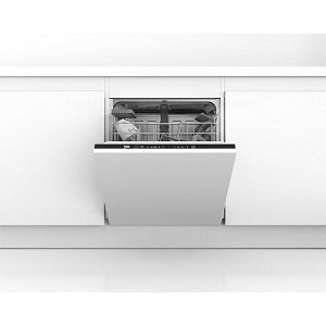 Beko  DIN15C10  Fully Integrated 60cm Dishwasher with Fast + Function and  2 Year Guarantee