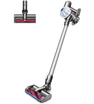 Dyson V6 FLEXI Cordless Rechargeable Vacuum Cleaner with Motorised Brush Head Plus 5 Additional Tools to Suit Every Cleaning Job ***Special Introductory Price***