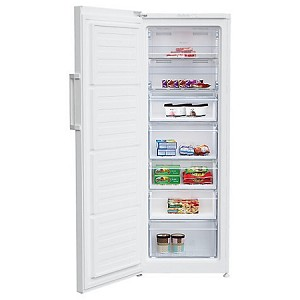 BEKO FFP1671W 170cmTALL 60cm WIDE FROST FREE FREEZER **With Freezer Guard Technology-Suitable for garages and outbuildings**.