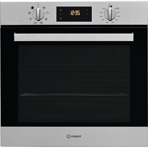 Indesit IFW6340IX Built In Single Cavity Fan Assisted Oven