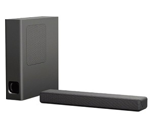 SONY HTMT300 Compact Size Blu Tooth Soundbar with Wireless Subwoofer