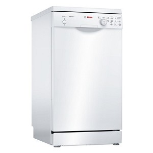 Bosch SPS24CW00 45cm Wide Slimline Dishwasher with 2 Year Warranty  2 ONLY DISPLAY MODELS TO CLEAR